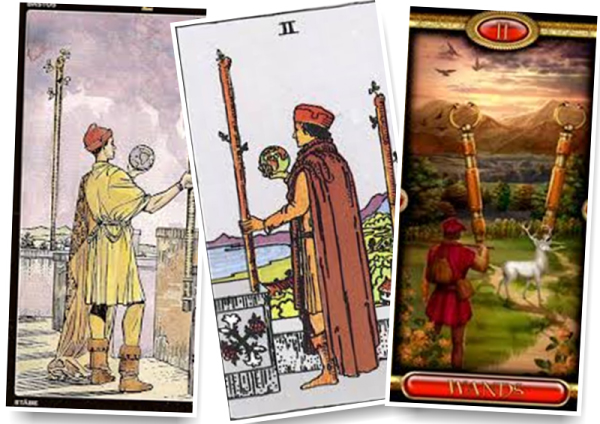 Tarot Insights: Two Wands