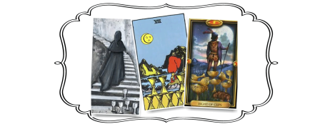 The 8 of Cups, Card Interpretation and Meaning